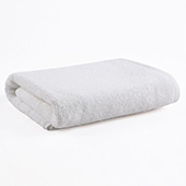 Towel 40*70 Terry, density 500 yarn 40/2, smooth, cu.p 20/80 pieces / ctn.