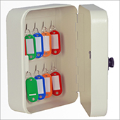 Keybox, combination lock, steel, 160*200*80 mm.