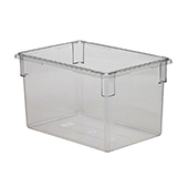 Food storage 83,3l., color-clear. Dimension: 46x66x38 cm