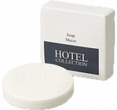 Soap Hotel Collection, round, cardboard box, 20 gr