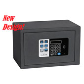 Hotel safe SAFE 10 BOX with electronic locking mechanism, black, 310 * 200 * 200 mm.