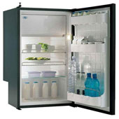 Minibar/mini-refrigerator with compressor VITRIFRIGO C85i 85l., black, 485*485*789 mm.