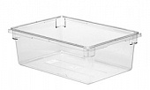 Food storage 6,6l., color-clear. Dimension: 30,5x46x9 cm