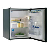 Minibar/mini-refrigerator with compressor VITRIFRIGO C60i 60l., black, 470*475*619 mm.