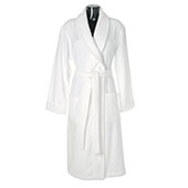 Shawl robe elongated, yarn 40/2 density 400, gr.p 6/6 PCs. in cor.       up to 58 sizes