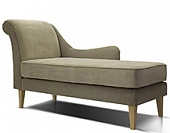 Couch, hard wood frame, upholstery as agreed, 1680*810*760 mm.