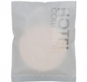 Soap Hotel Collection, round, flowpack, 20 gr