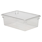 Food storage 49,2l., color-clear. Dimension: 46x66x23 cm