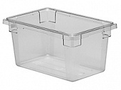 Food storage 18l., color-clear. Dimension: 30,5x46x23 cm